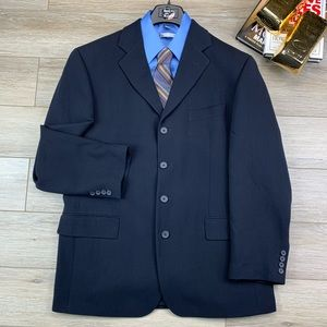 Fenzia Soft Men's Blazer Sports Coat